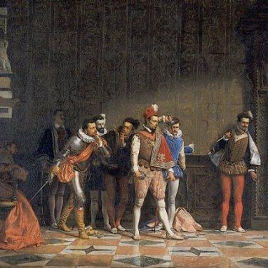 Ambush by Giovanni Battista Quadrone