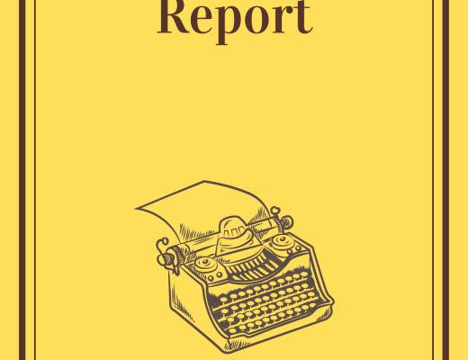 The Bright Report Volume 1 cover