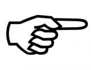 doigt droite