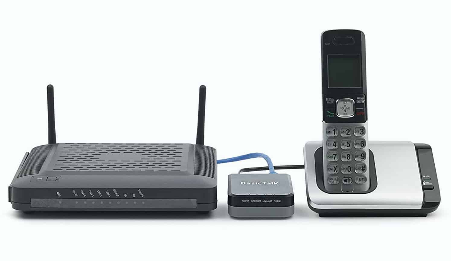 Internet Phone Adapter as the third related product of VoIP Home Phone