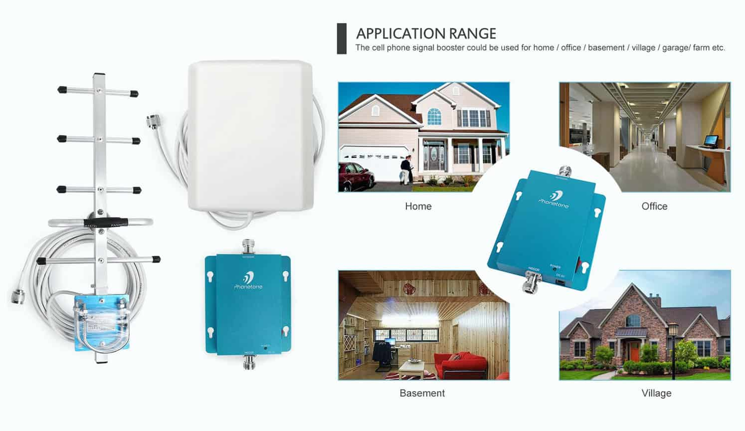 Signal Booster Antenna as the first related product of the Best Cell Phone Signal Booster