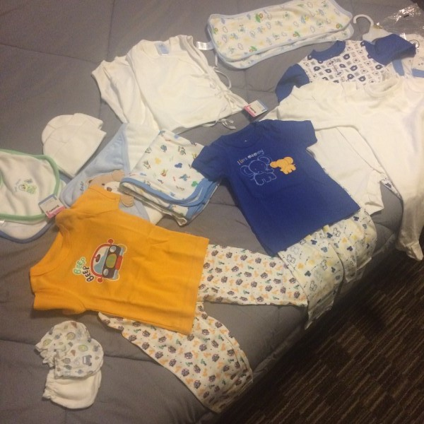 Affordable Baby Stuff from 48 Zodiac