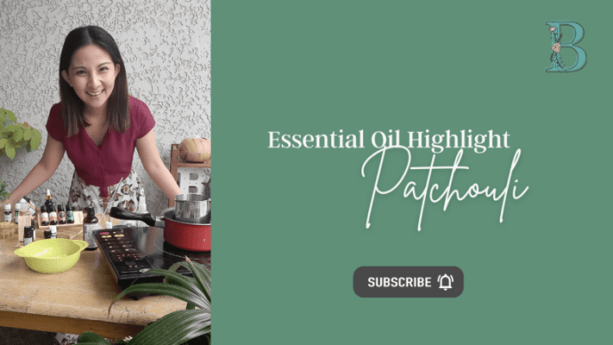 Essential Oil Highlight: Patchouli
