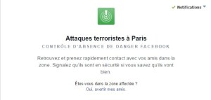 Signalement Facebook
