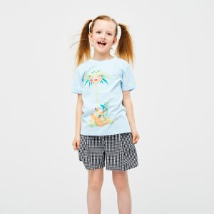 t-shirt enfant Uniqlo, collection Pokémon