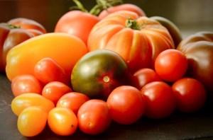 Seasonal British Tomatoes