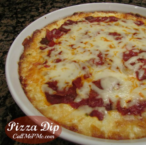 To Die For Pizza Dip