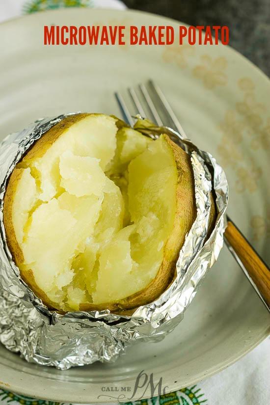 best microwave baked potato recipe