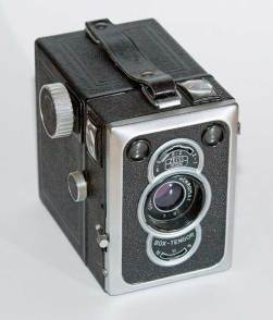 History of Photography - Kodak Camera