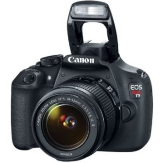 Canon EOS Rebel T5 Refurbished
