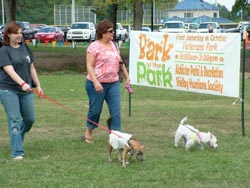 Bark In The Park is one of many events that make Alabaster a popular place to live.