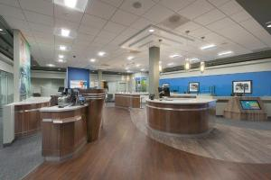 bank construction cost per square foot