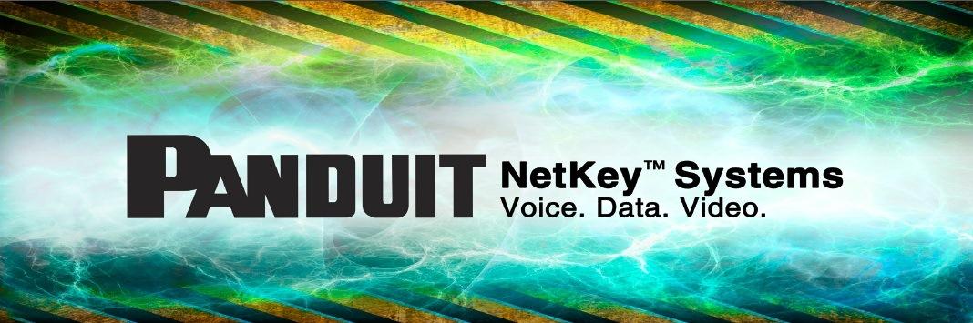 Panduit Netkey Systems Logo