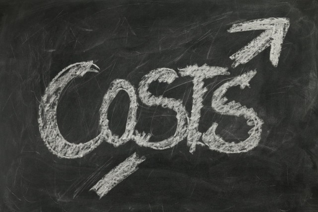 commercial construction costs