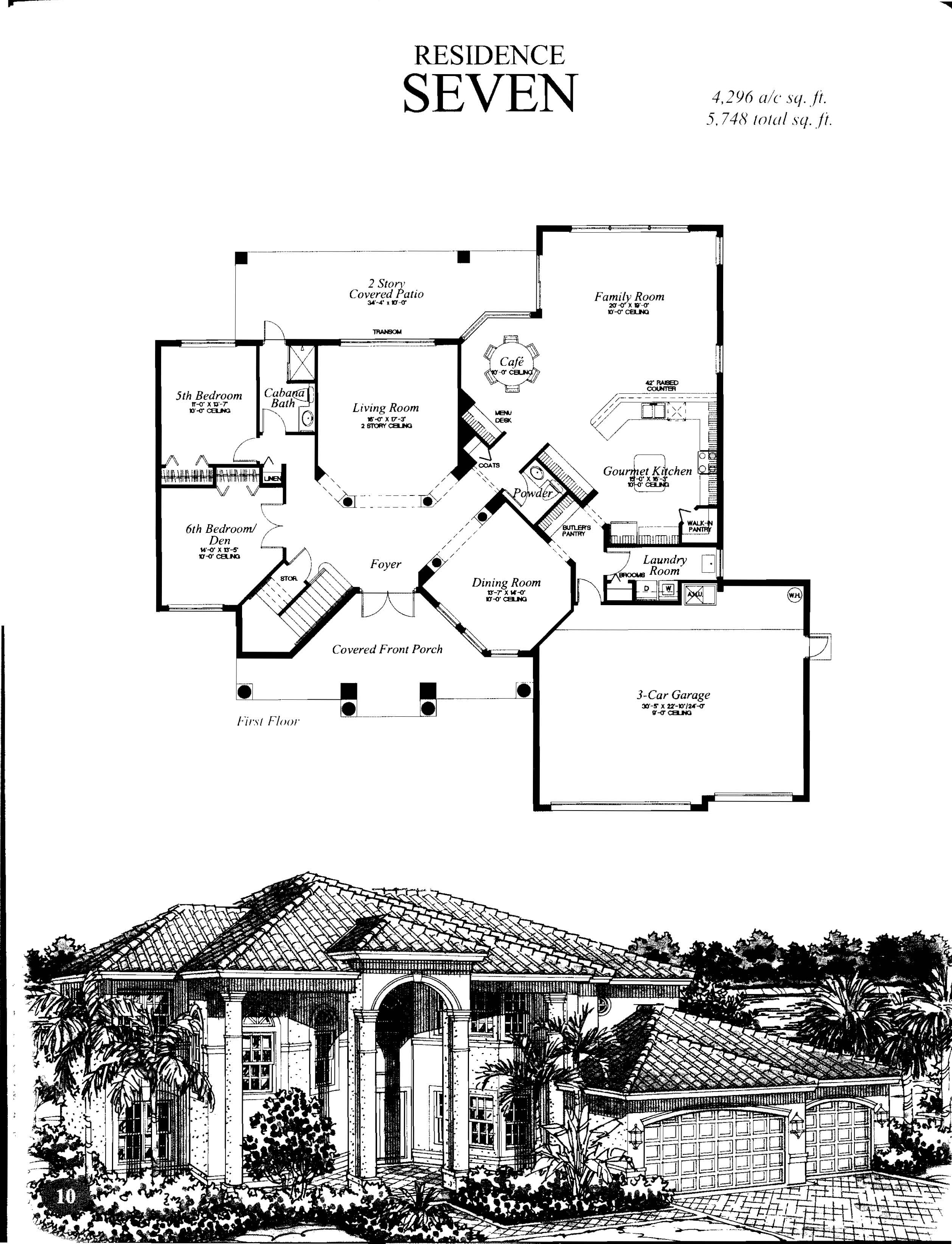 Gl Homes Riverstone Floor Plans