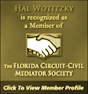 Florida Circuit-Civil Mediator Society