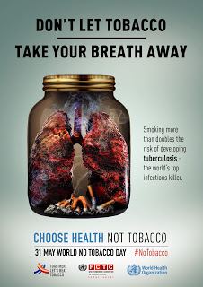 Tobacco Kills..Would you allow yourself be a victim?