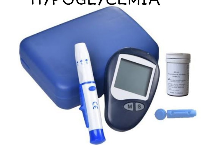 How to recognize low blood sugar in diabetics