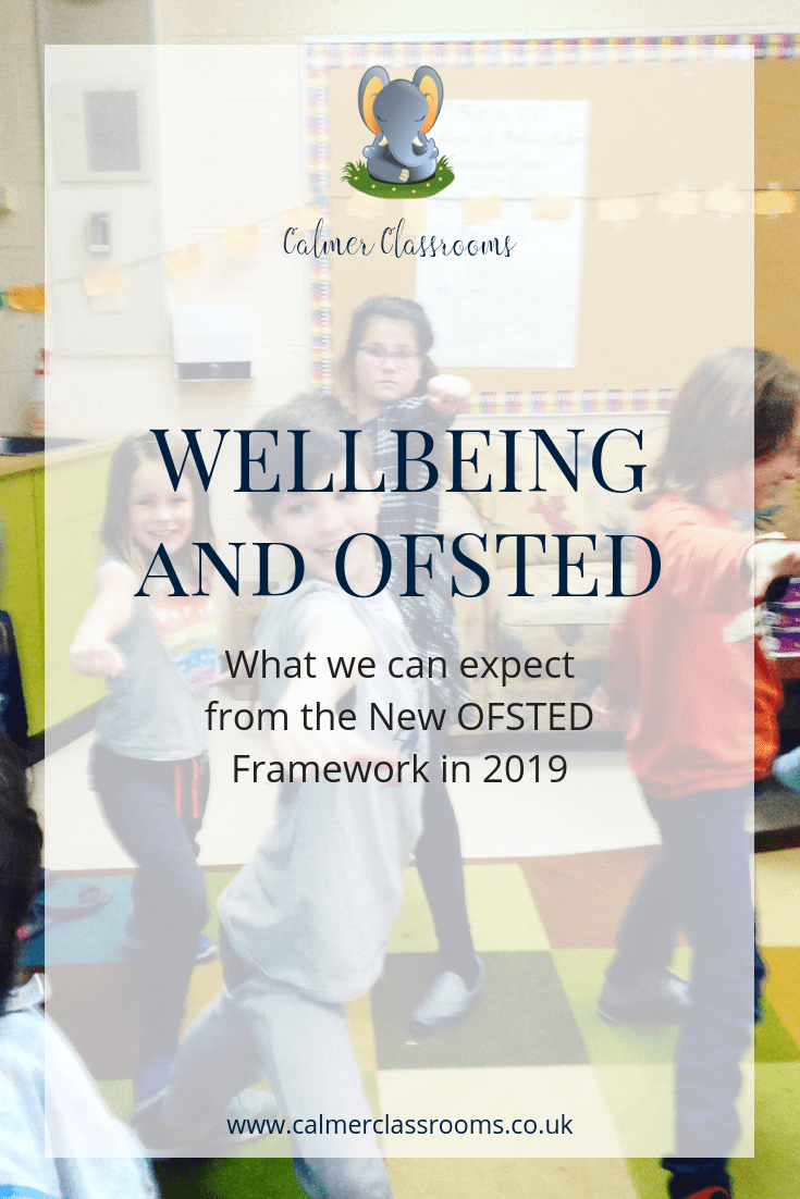 Wellbeing and OFSTED