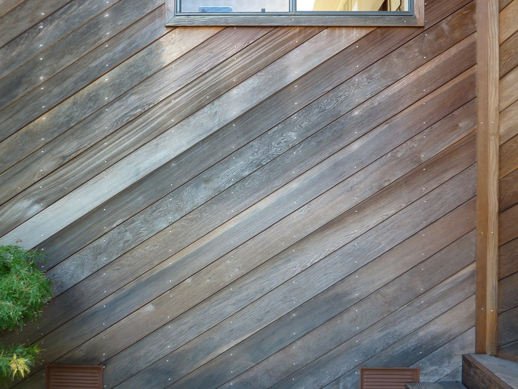 Redwood Siding Cal Preserving