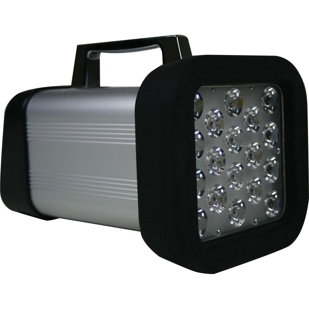 Shimpo St 329 Series Led Stroboscope Permanent Mount Strobe Light Dt 361 Digital With 100 230vac Power Input 60 120000 Fpm 18 Array