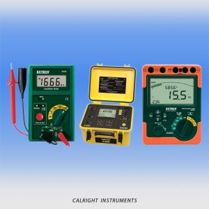 Megohmmeters/ Insulation Testers