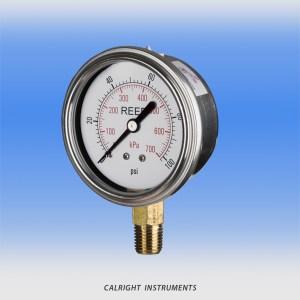 Pressure Gauges - Analog (Dial)