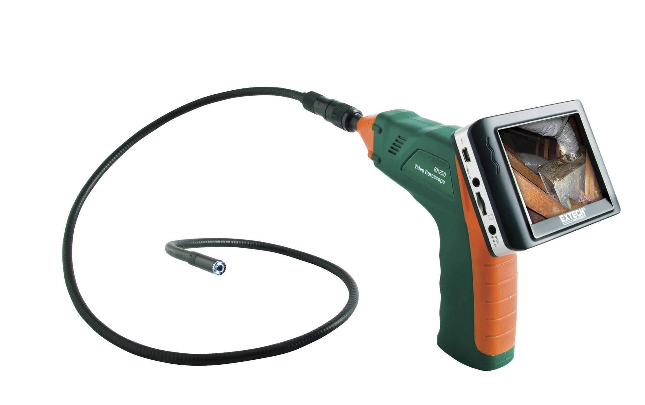 Extech BR250-5 Video Borescope