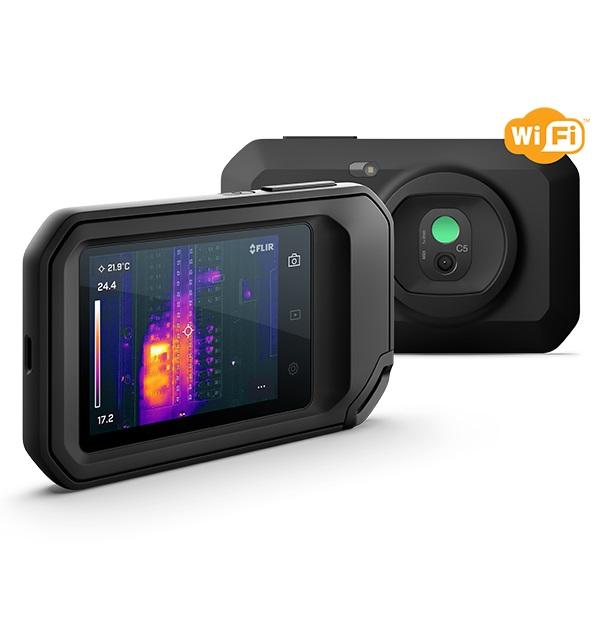 FLIR C5 Thermal Imaging Camera