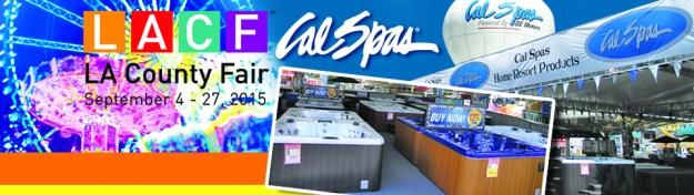 Cal Spas Generic Fair Banner