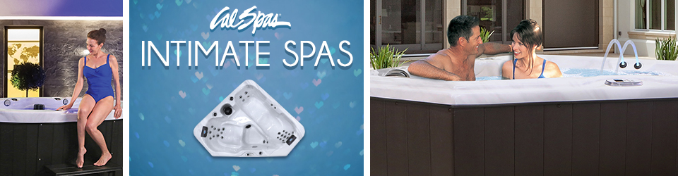 Our Intimate Portable Spa Collection