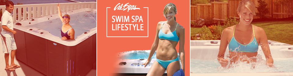 Improve Your Lifestyle With Cal Spas Swim Spas