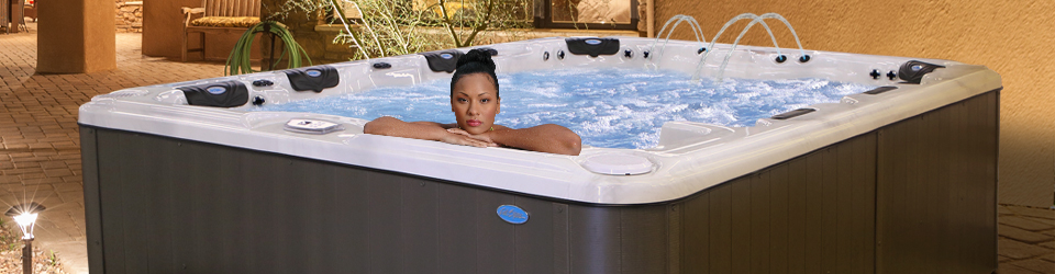 Health & Wellness For Every Homeowner with Cal Spas Hot Tubs and Swim Spas