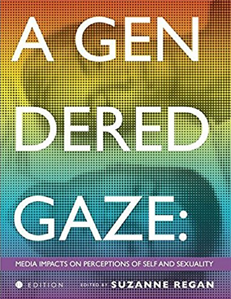 "Book cover for ""A Gendered Gaze"""