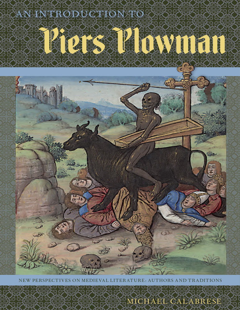 "Book cover for ""An Introduction to Piers Plowman"""