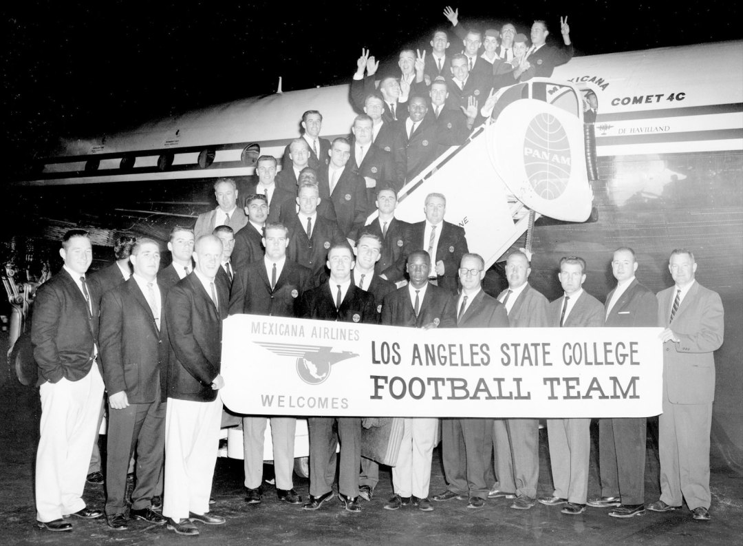 Los Angeles State College Football Team