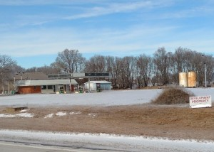 Abandoned Gas Station and Bulk Fuel Depot Being Sold For Redevelopment