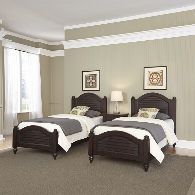 2 Twin Bed Sets