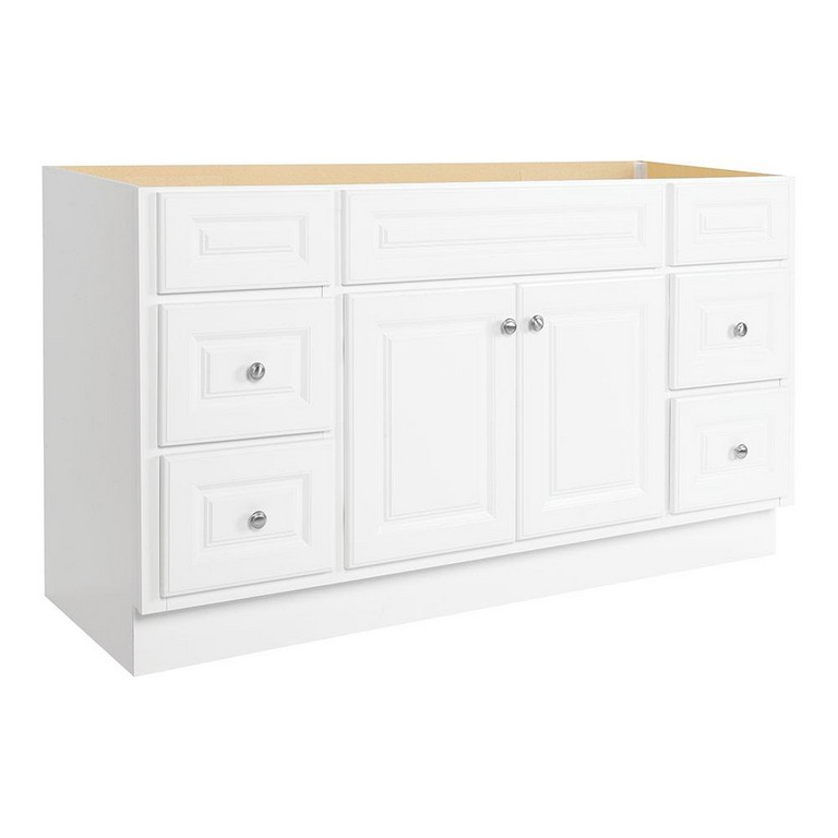 60 Inch Bathroom Vanity Without Top