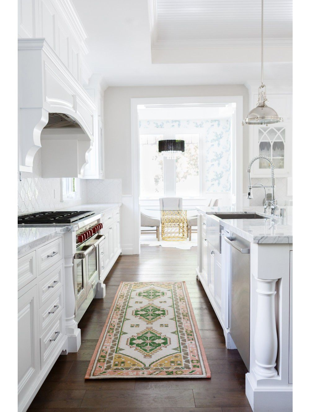 Apple Rugs For Kitchen