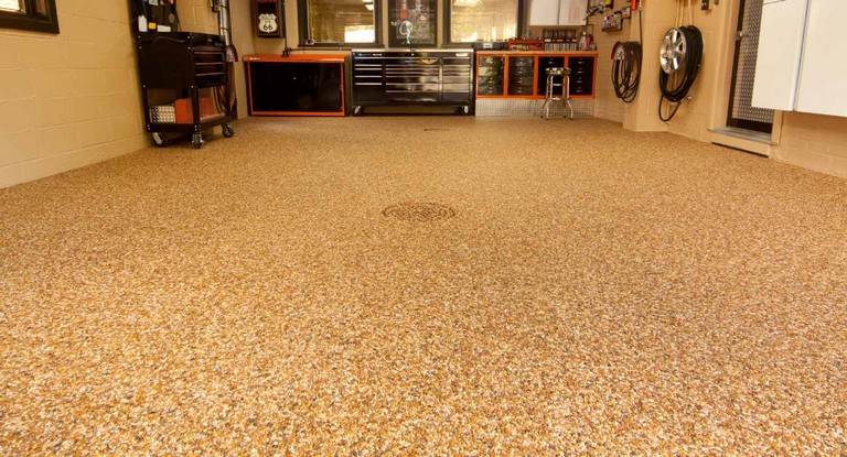 Basement Flooring Options Over Uneven Concrete