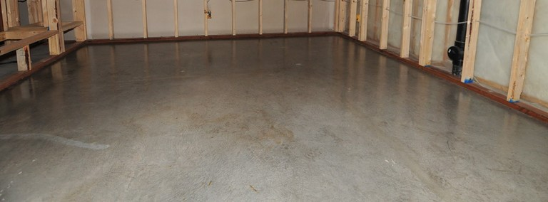 Basement Flooring Tiles With A Built In Vapor Barrier