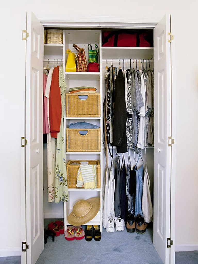 Bedroom Closet Designs For Small Spaces