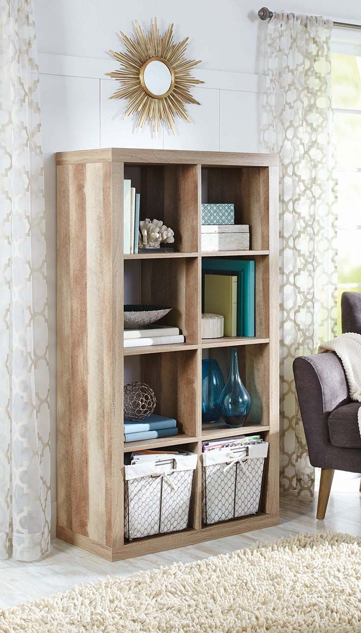 Better Homes And Gardens 8 Cube Organizer Assembly Instructions