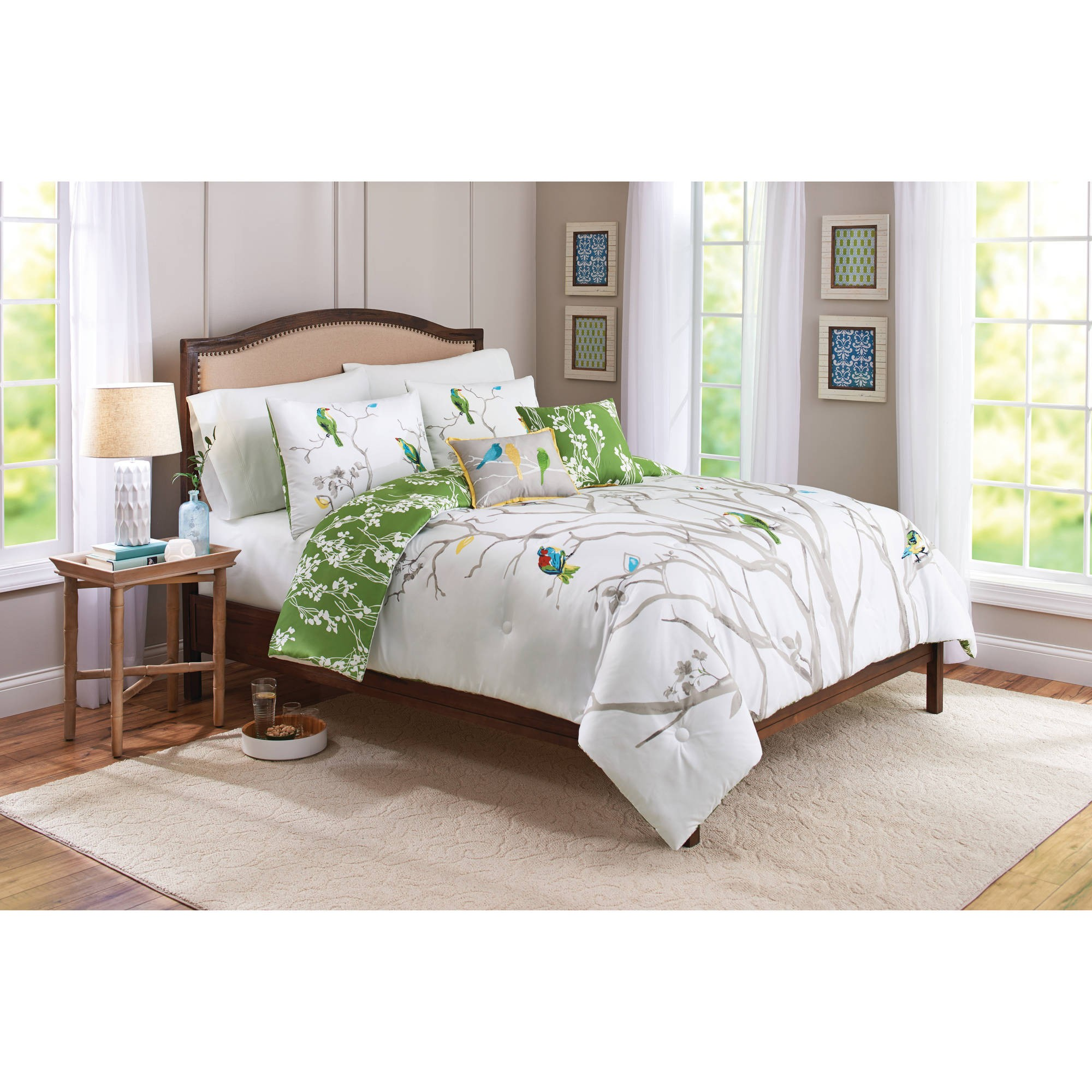 Better Homes And Gardens Comforter Sets Walmart