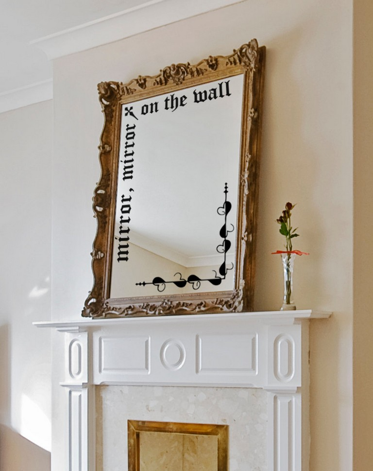 Borders For Mirrors In Bathrooms