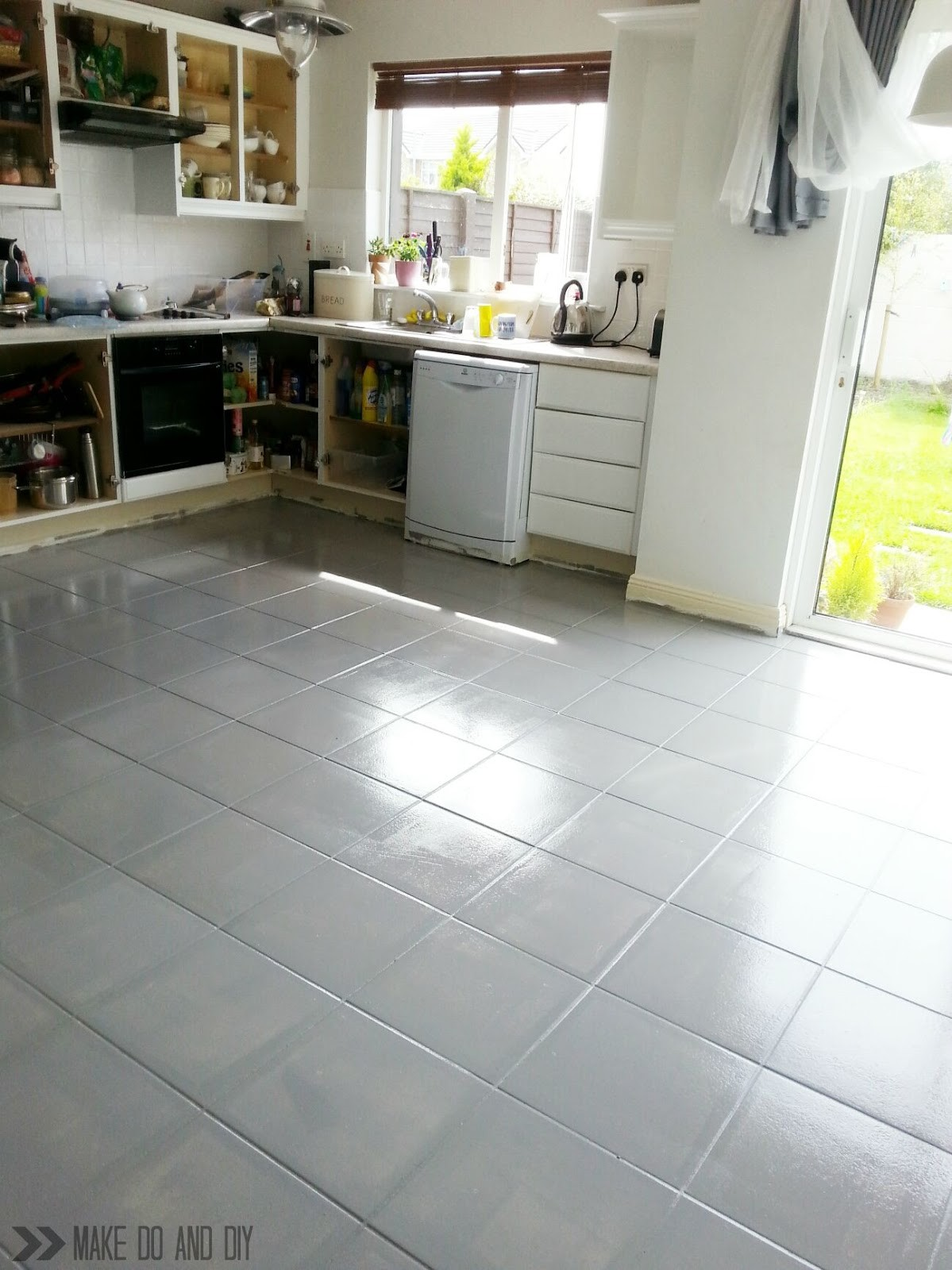 Can Ceramic Floor Tile Be Painted