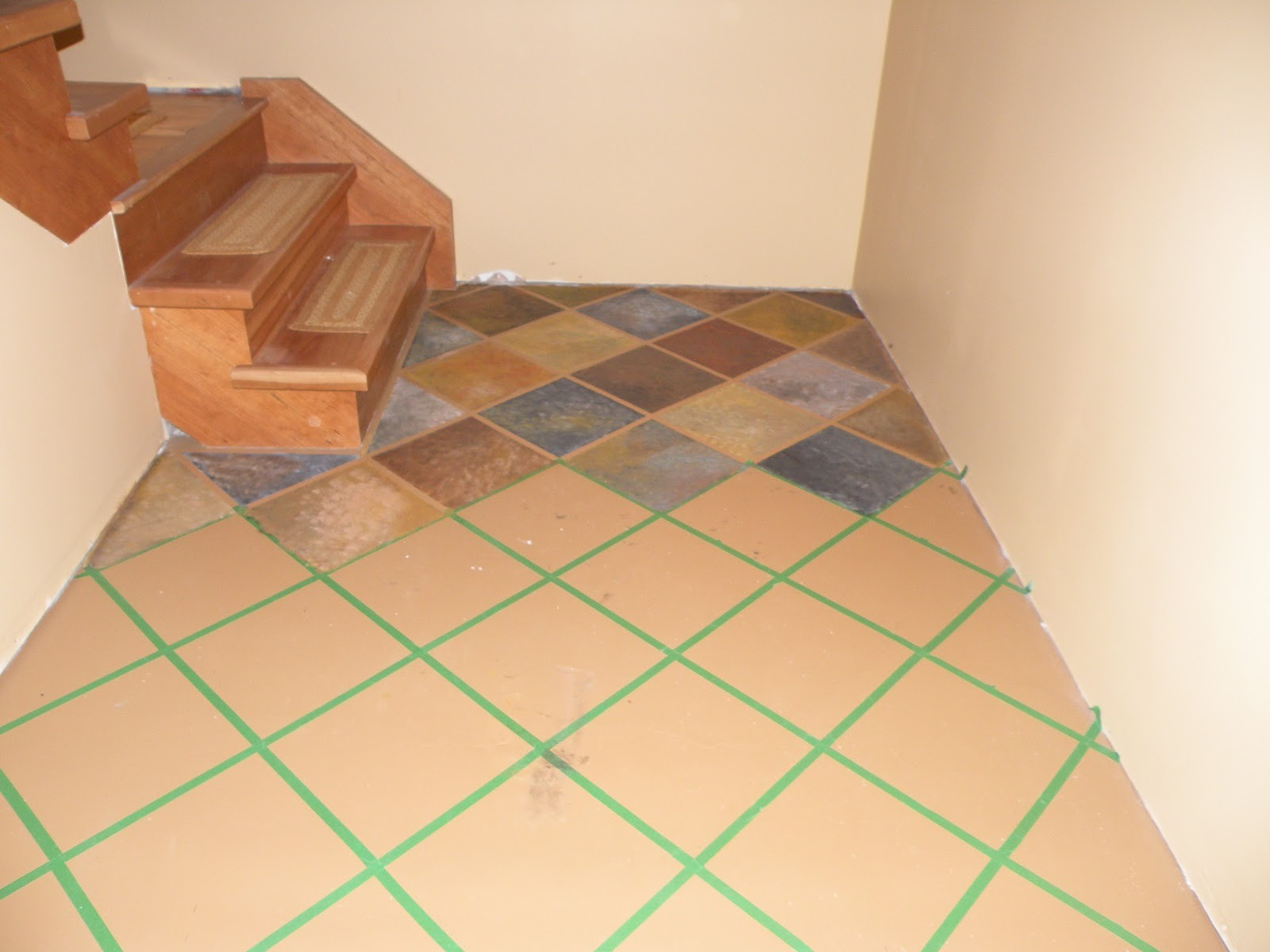 Can You Stain Ceramic Floor Tile