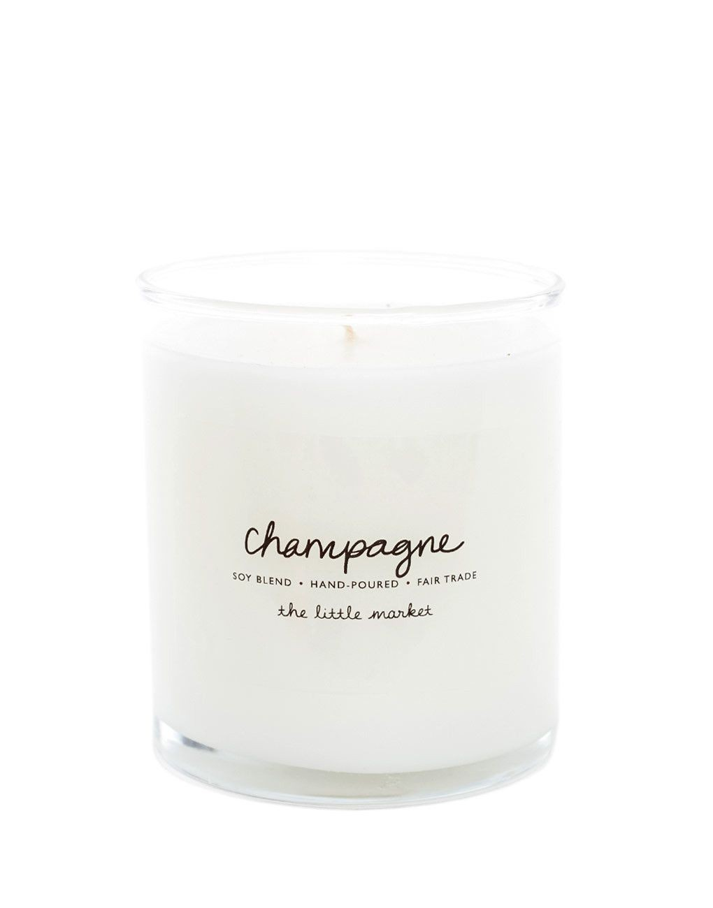 Champagne Scented Candles