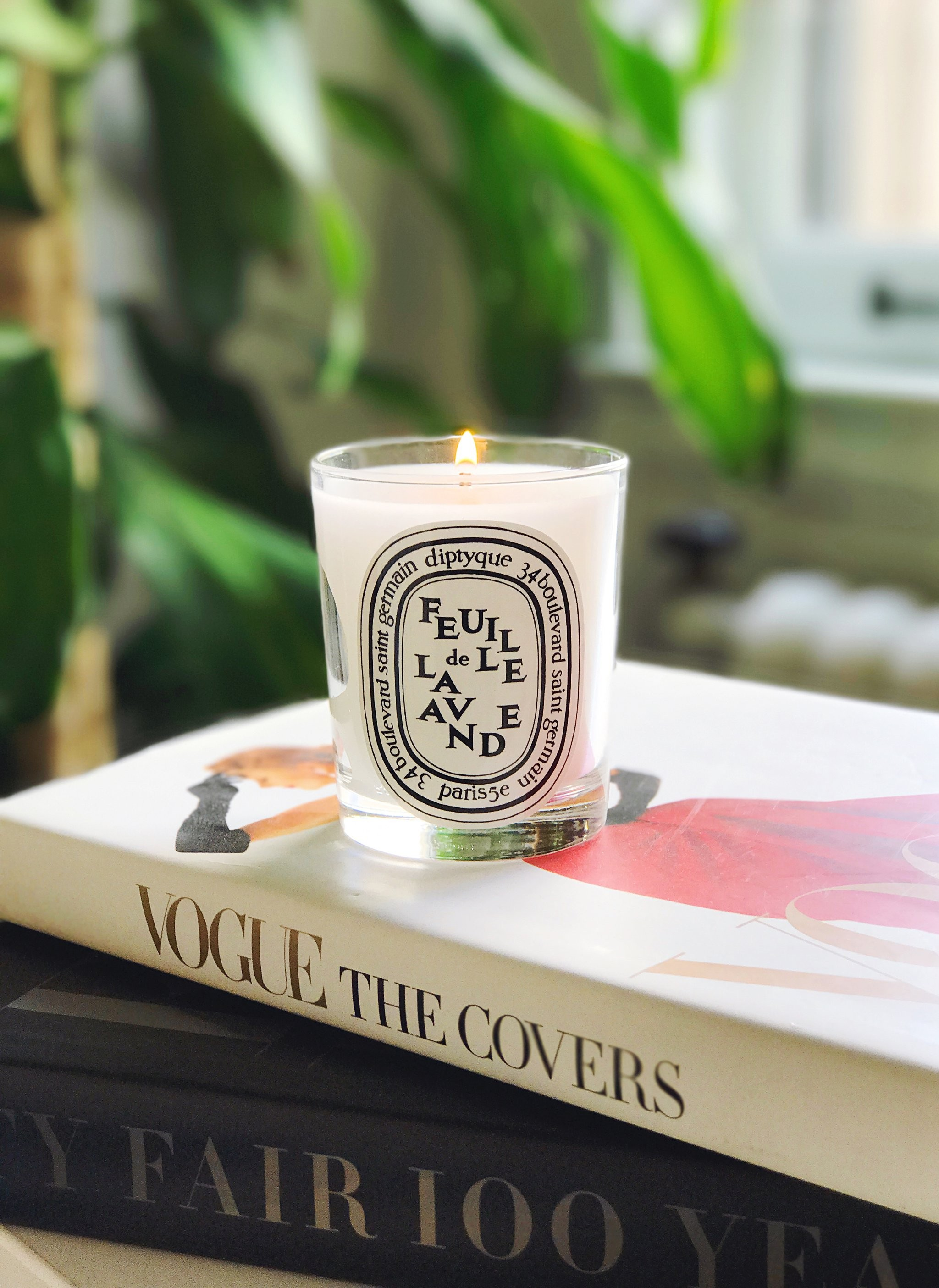 Diptyque Birthday Candle